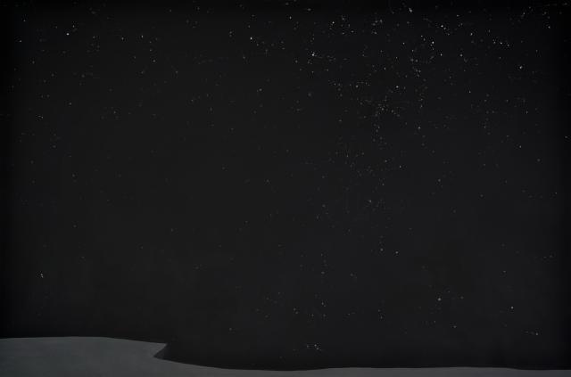 "2013 ""constellation"" 220x170cm"